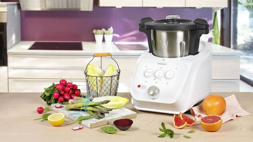 Hackers Crack Lidls Thermomix Clone And Find A Hidden Microphone