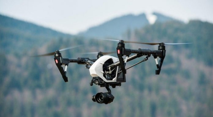 The drones will begin to look for and to save people from 2020