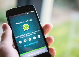 "WhatsApp now has a ""disappearing messages"""