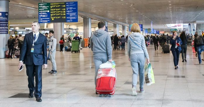 Domodedovo has launched an online service for Declaration