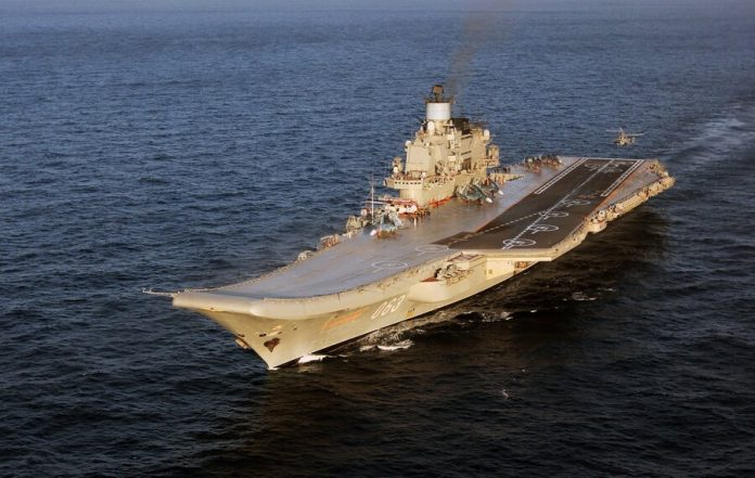 German media have estimated the project of the Russian aircraft carrier