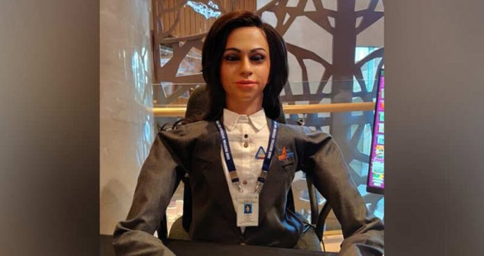 India will launch into space of the robot-woman