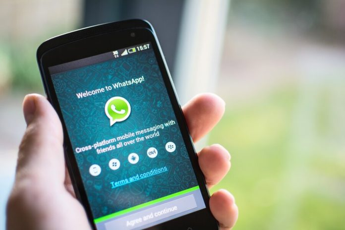 WhatsApp refused advertising within the app