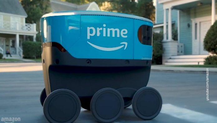 Вести.net Amazon wants to buy developer machines-drones Zoox