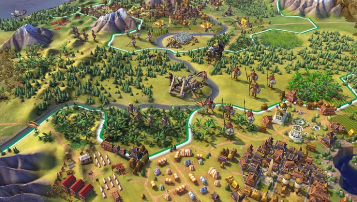 Game Civilization VI absolutely free