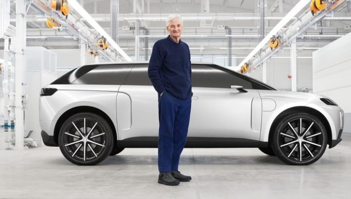 James Dyson told how he spent half a billion pounds on a electric car