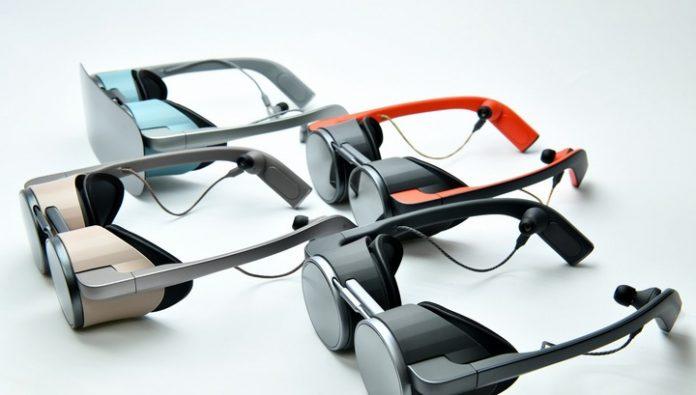 Panasonic will bring to market stepankowsky VR-goggle