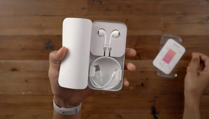 Rumor: iPhone in box 12 do not put EarPods