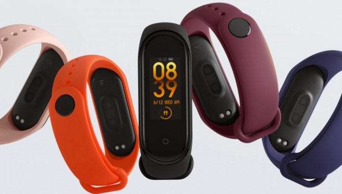 Xiaomi will release a fitness bracelet that measures oxygen in the blood