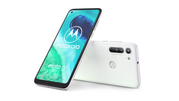 In Russia came out of the budget smartphone Moto G8
