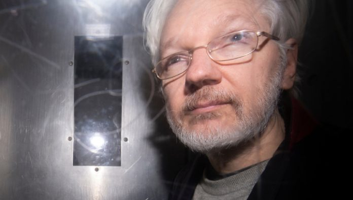 In the United States against Assange issued a second indictment