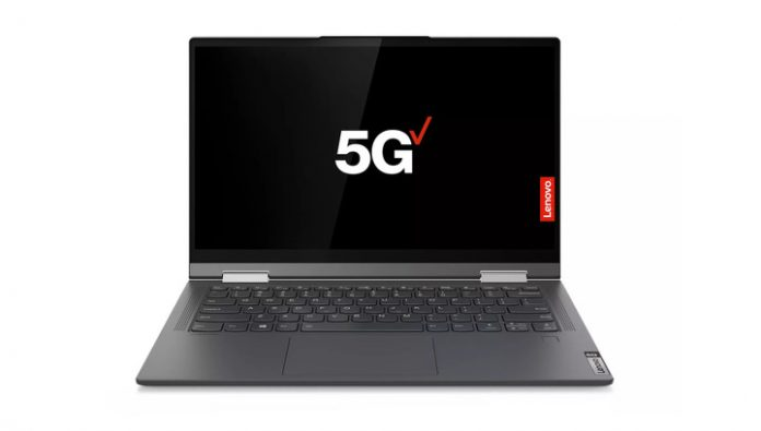 Lenovo has released the world's first 5G-laptop