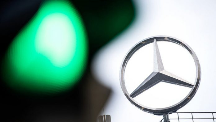 Mercedes-Benz and Nvidia unite against Tesla