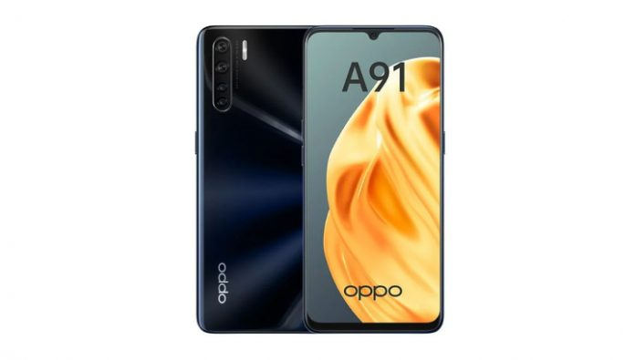 Oppo has released in Russia affordable smartphone with AMOLED-display