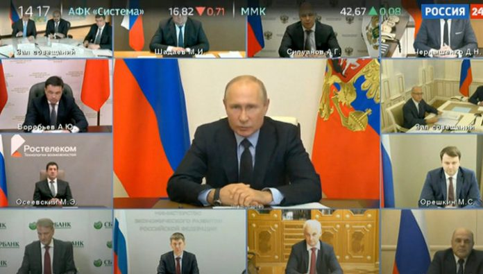 Putin: in the development of the it industry need to be proactive