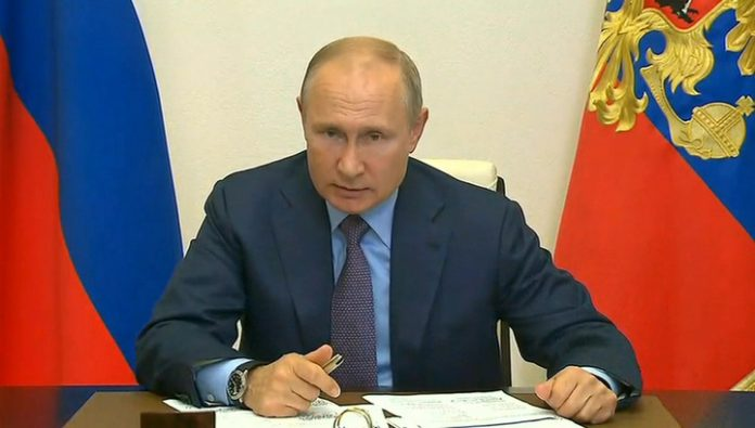 Putin:we must support the demand for the products of Russian IT companies