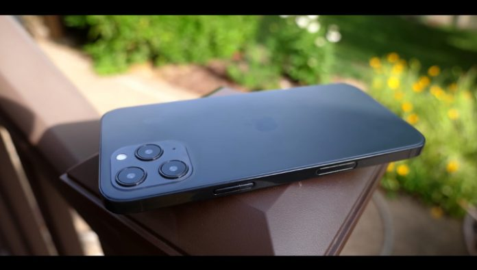 Realistic mockups 12 iPhone showed in the video