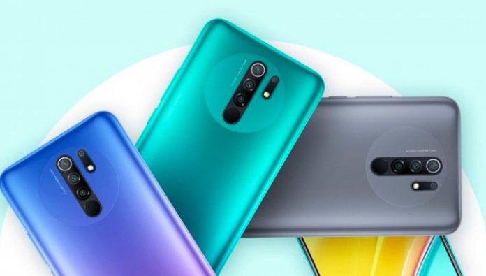 Smartphone Xiaomi Redmi 9 quadricamere estimated at 150 euros