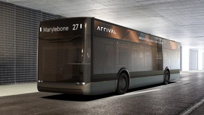 Startup former Deputy Minister of communications presented the electric bus