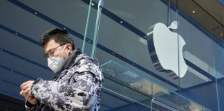 The court imputes the hiding of the Apple falling demand for iPhone