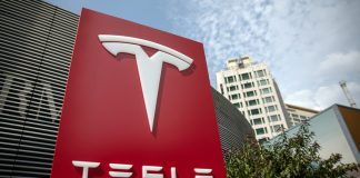 The number of registrations of Tesla electric cars in China increased by 150%