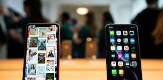 The smartphone market will experience record supply drop