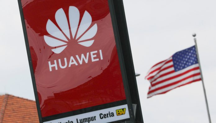 U.S. pressure on Huawei, but still pay the Chinese for patents