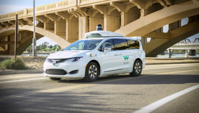 Volvo and Waymo together create electric robotaxi