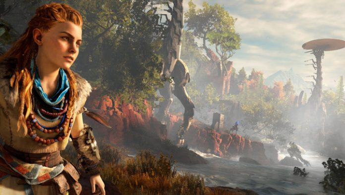 After the release of Horizon Zero Dawn on PC