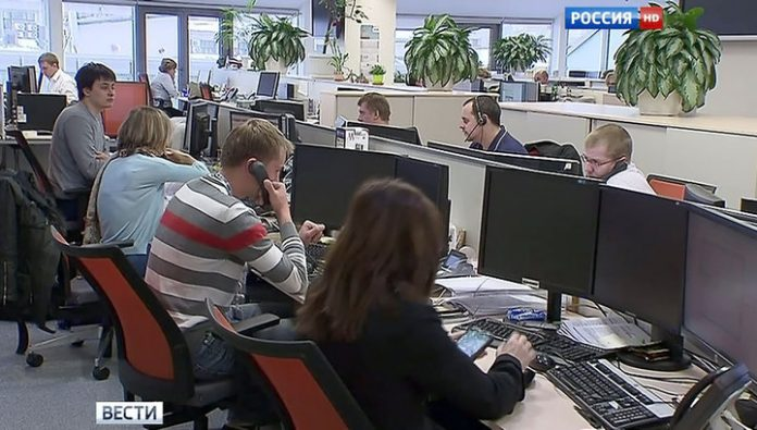 Mail.ru Group began trading on the Moscow stock exchange