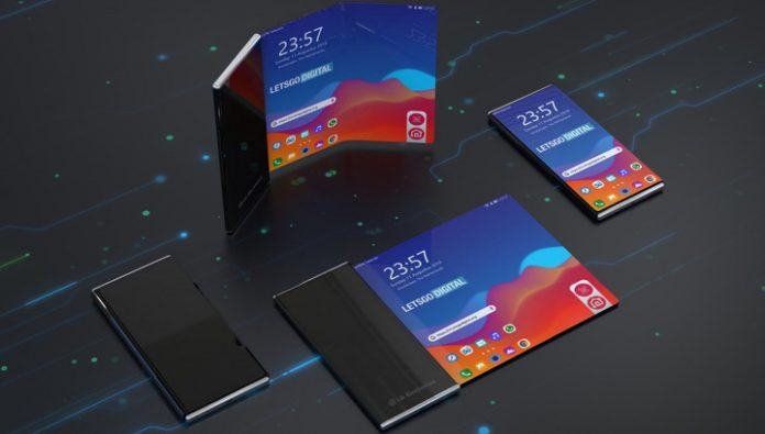 Media: the first smartphone with a twistable screen will be released in early 2021 th