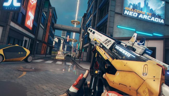 Ubisoft has revealed a new online shooter in the genre of the battle Royal
